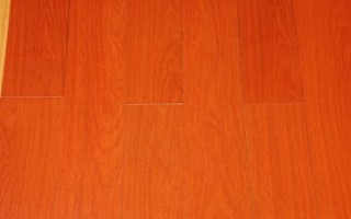 Wooden timber floor polish