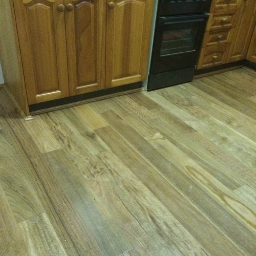 Timber flooring cost